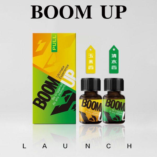 BOOM UP 禮盒(香水型)10ML RUSH 2瓶裝