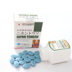 日本藤素JAPAN TENGSU 16顆